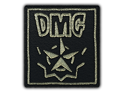 Patch | Metal Distinguished Master Guardian ★