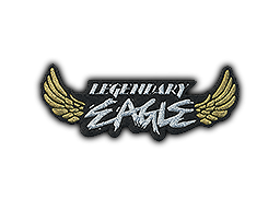 Patch | Metal Legendary Eagle