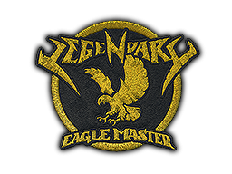 Patch | Metal Legendary Eagle Master