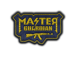 Patch | Metal Master Guardian I