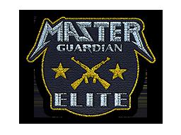 Patch | Metal Master Guardian Elite