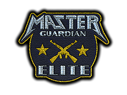 Patch | Metal Master Guardian Elite