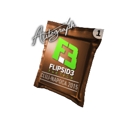 Autograph Capsule | Flipsid3 Tactics | Cluj-Napoca 2015