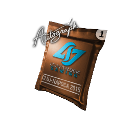 Autograph Capsule | Counter Logic Gaming | Cluj-Napoca 2015
