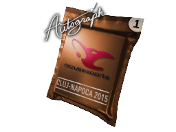 Autograph Capsule | mousesports | Cluj-Napoca 2015