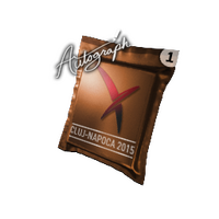 Autograph Capsule | Vexed Gaming | Cluj-Napoca 2015