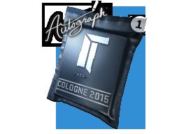 Autograph Capsule | Titan | Cologne 2015