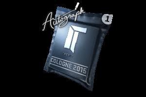 Autograph Capsule Titan Cologne 2015