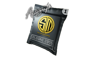 Autograph Capsule Team Solomid Cologne 2015