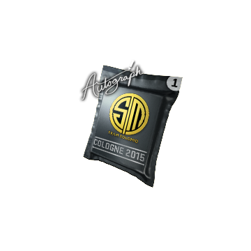 Autograph Capsule | Team SoloMid | Cologne 2015