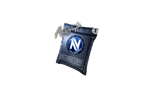 Autograph Capsule | Team EnVyUs | Cologne 2015 Prices