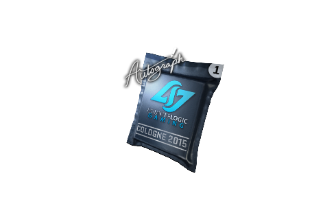 Autograph Capsule | Counter Logic Gaming | Cologne 2015 Prices