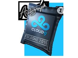 Autograph Capsule | Cloud9 G2A | Cologne 2015