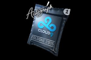 Autograph Capsule Cloud9 G2a Cologne 2015