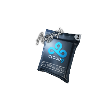 Autographed capsule | Cloud9 G2A | Cologne 2015