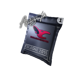 free csgo skin Autograph Capsule | mousesports | Cologne 2015