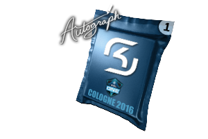 Autograph Capsule Sk Gaming Cologne 2016