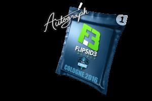 Autograph Capsule Flipsid3 Tactics Cologne 2016