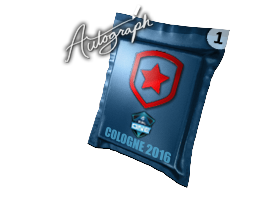 Autograph Capsule | Gambit Gaming | Cologne 2016