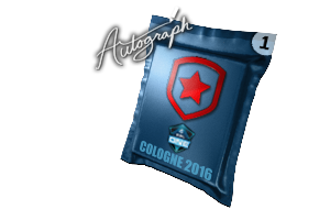 Autograph Capsule Gambit Gaming Cologne 2016