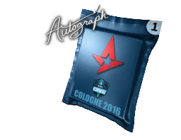 Autograph Capsule | Astralis | Cologne 2016