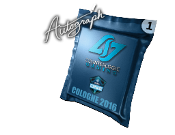 Autograph Capsule | Counter Logic Gaming | Cologne 2016