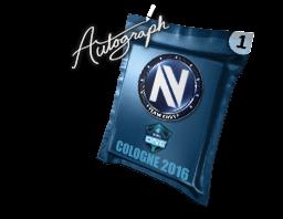 Autograph Capsule | Team EnVyUs | Cologne 2016