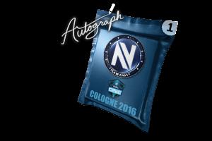 Autograph Capsule Team Envyus Cologne 2016