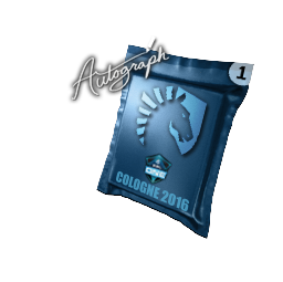 Autograph Capsule | Team Liquid | Cologne 2016