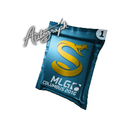 Autograph Capsule | Splyce | MLG Columbus 2016