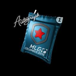 free csgo skin Autograph Capsule | Gambit Gaming | MLG Columbus 2016