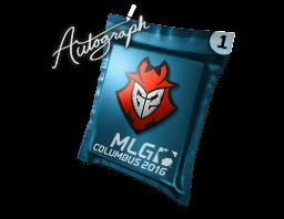 Autograph Capsule | G2 Esports | MLG Columbus 2016