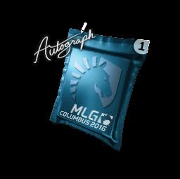 Autograph Capsule | Team Liquid | MLG Columbus 2016