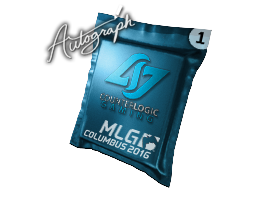 Autograph Capsule | Counter Logic Gaming | MLG Columbus 2016