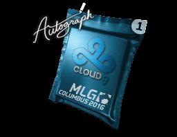 Autograph Capsule | Cloud9 | MLG Columbus 2016