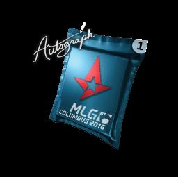 Autograph Capsule | Astralis | MLG Columbus 2016