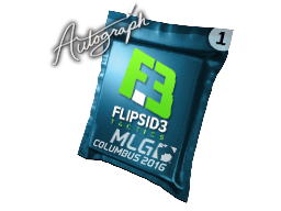 Autograph Capsule | Flipsid3 Tactics | MLG Columbus 2016