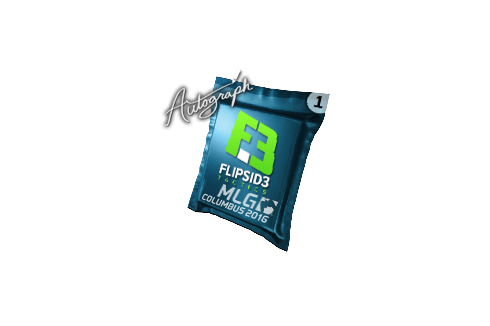 Autograph Capsule | Flipsid3 Tactics | MLG Columbus 2016 Prices