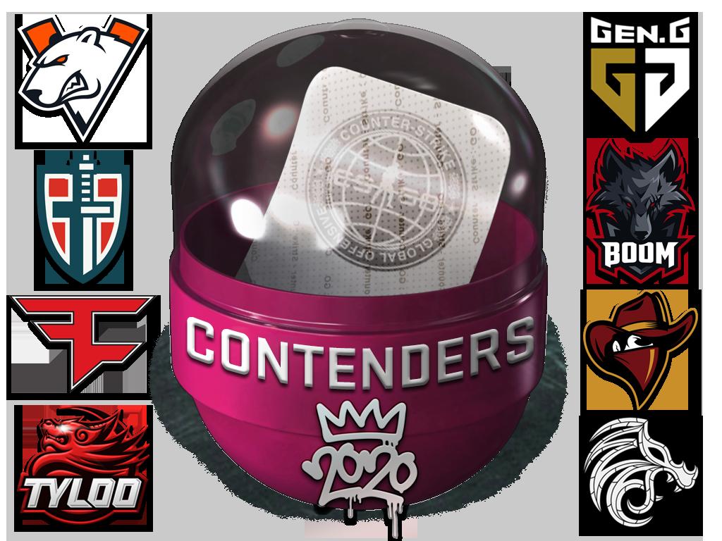2020 RMR Contenders