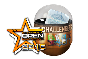 Dreamhack Cluj Napoca 2015 Challengers Foil