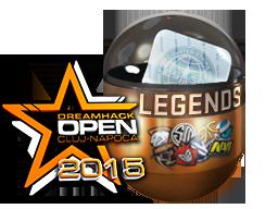DreamHack Cluj-Napoca 2015 Legends