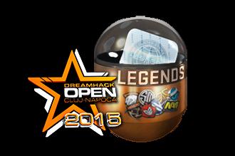 DreamHack Cluj-Napoca 2015 Legends (Foil) Price