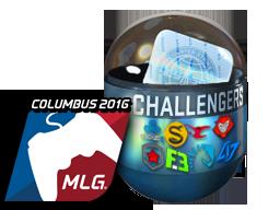 Претенденты MLG Columbus 2016 (голографические/металлические)
