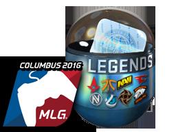 MLG Columbus 2016 Legends