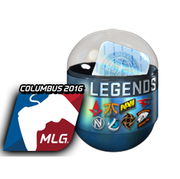 MLG Columbus 2016 Legends (Holo-Foil)
