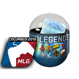 MLG Columbus 2016 Legends (Holo/Foil)