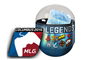 Mlg Columbus 2016 Legends Holo Foil