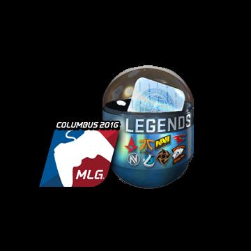 MLG Columbus 2016 Legends (Holo/Foil)