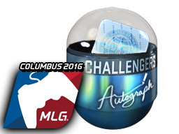 Autograph Capsule | Challengers | MLG Columbus 2016
