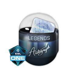 Autograph Capsule | Legends (Foil) | Cologne 2016